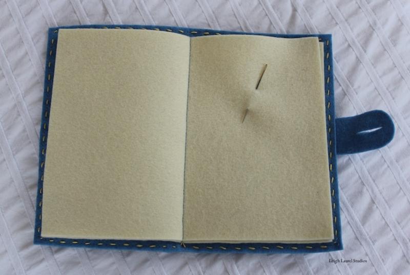 Needle book open2