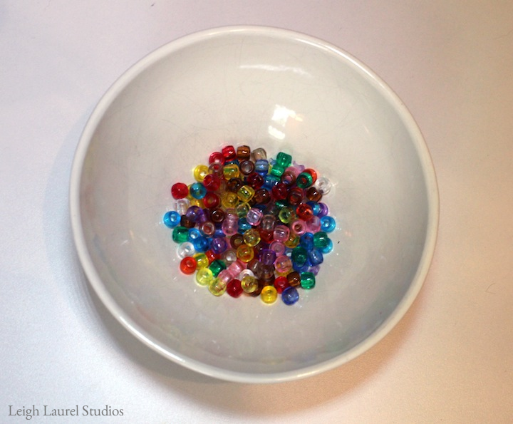Leftover beads