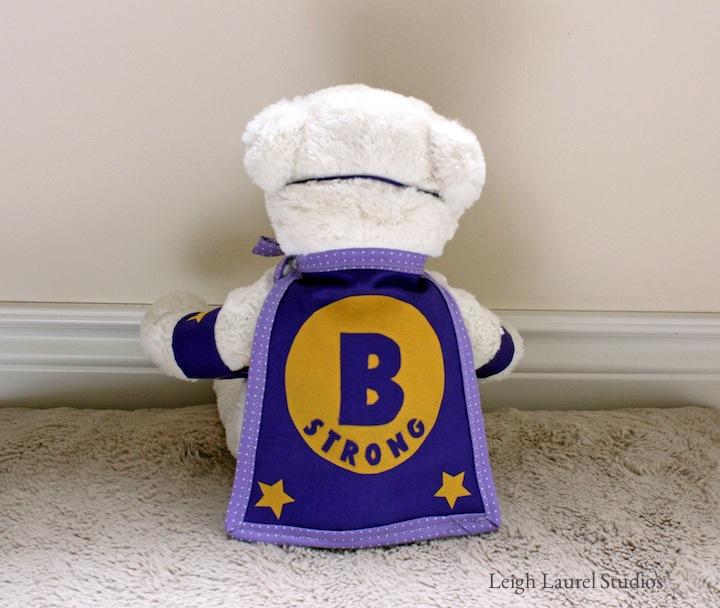 B strong super bear