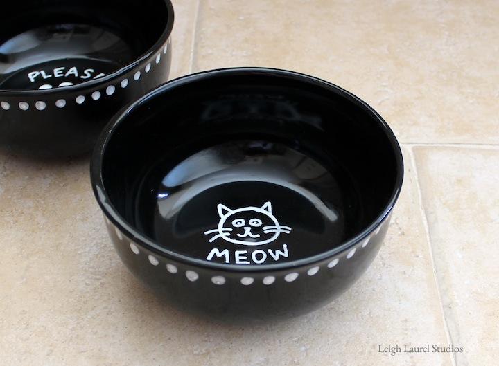 New cat bowls1