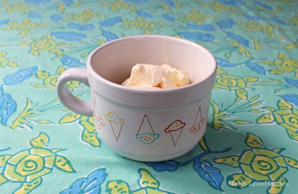 Ice cream bowls 4