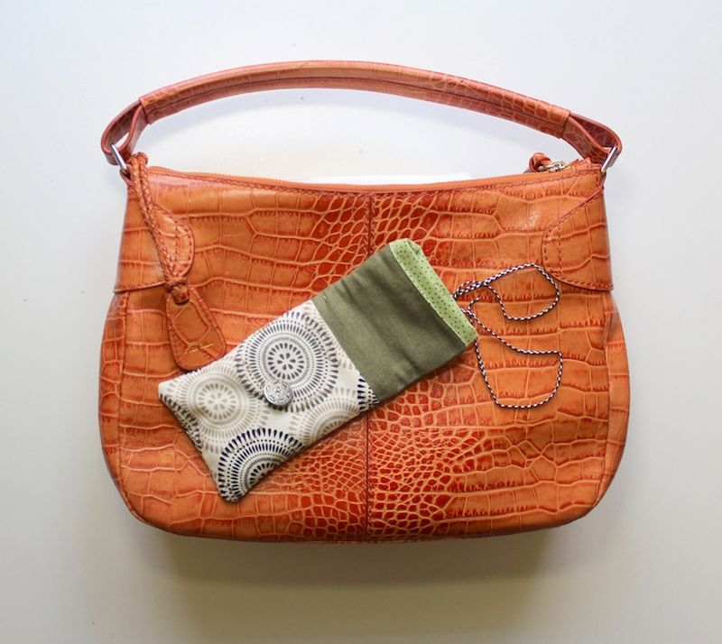 Cell phone pouch 7