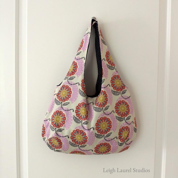 Reversible bag b