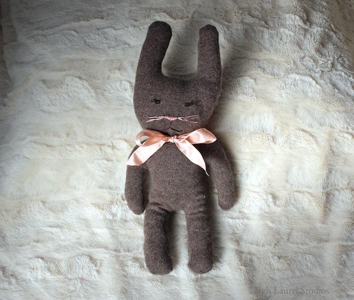 Sweater bunny 1