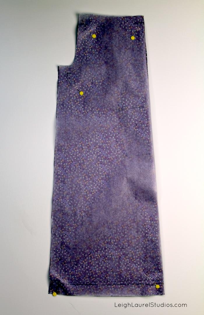 Pillowcase dress A