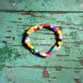 Perler bead bracelet 1