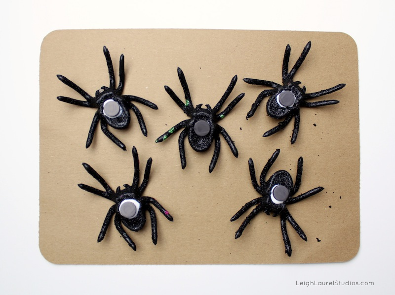 Magnetic spiders 3a