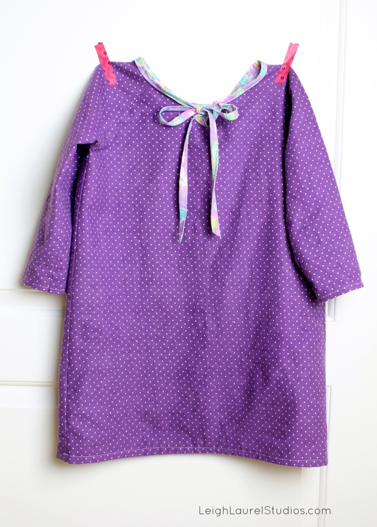 Sadie grace nightgown 1