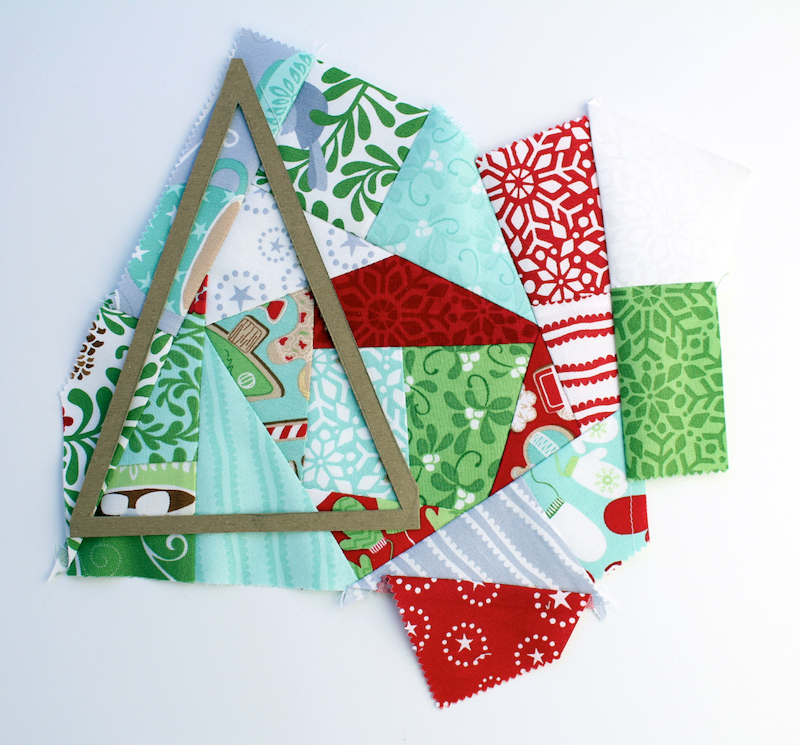 Made fabric ornament 8