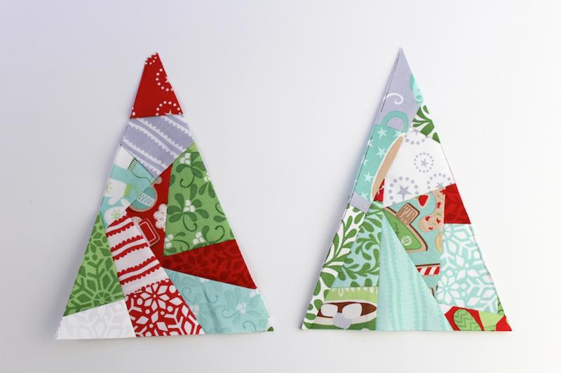 Made fabric ornament 10