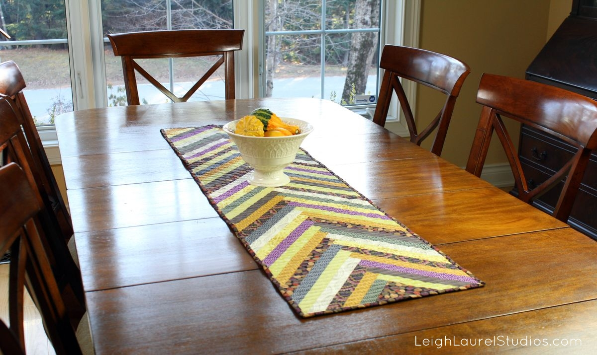F Table Runner