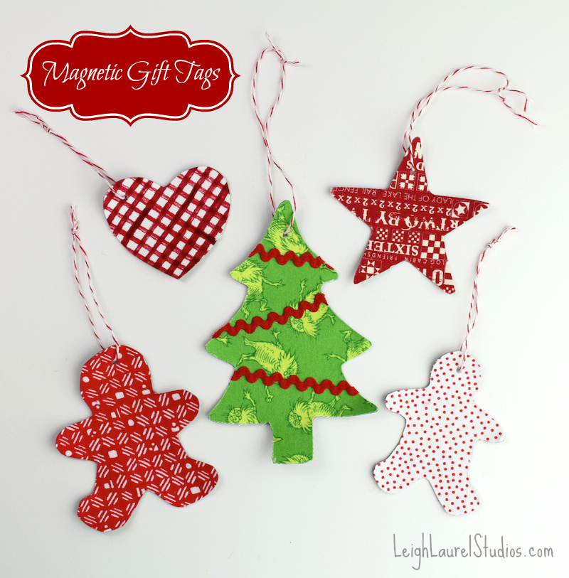 Magnetic gift tags 1b pm