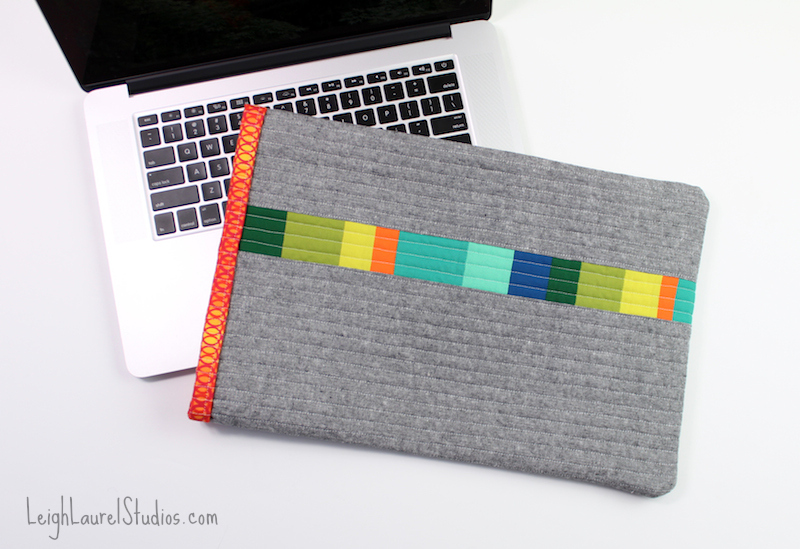 Laptop sleeve back pm
