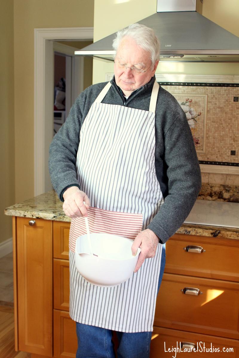 Purl bee apron 6 pm
