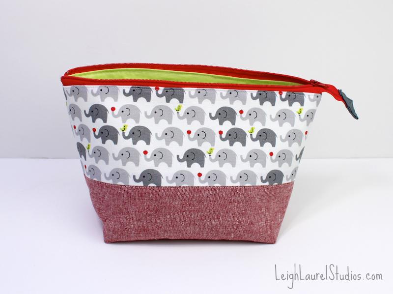 Elephant zip pm