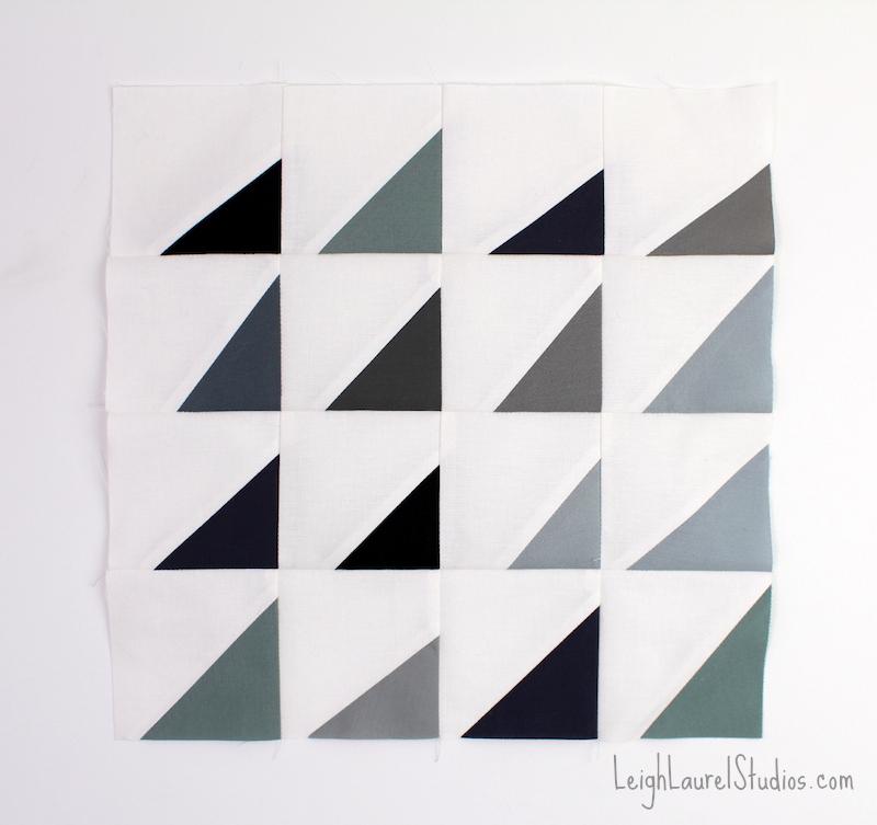 Triangles block 1 pm