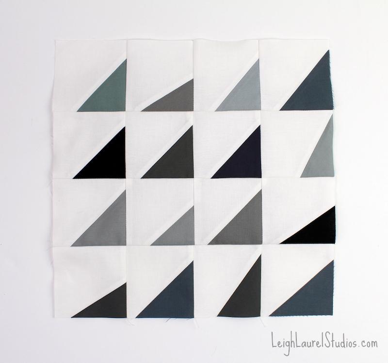 Triangles block 2 pm