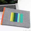 Laptop sleeve - projects