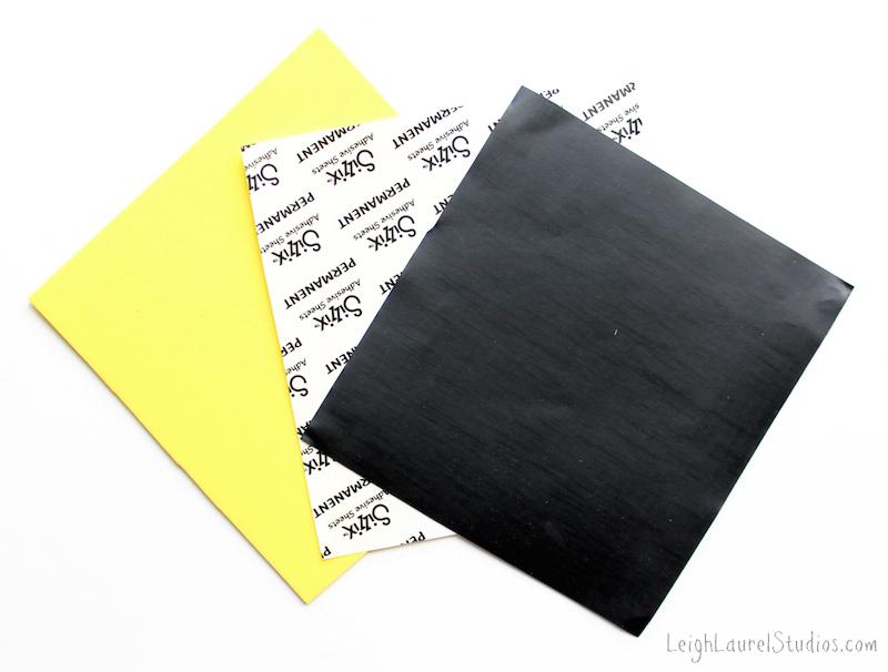 Tangram layers - a leigh laurel studios tutorial