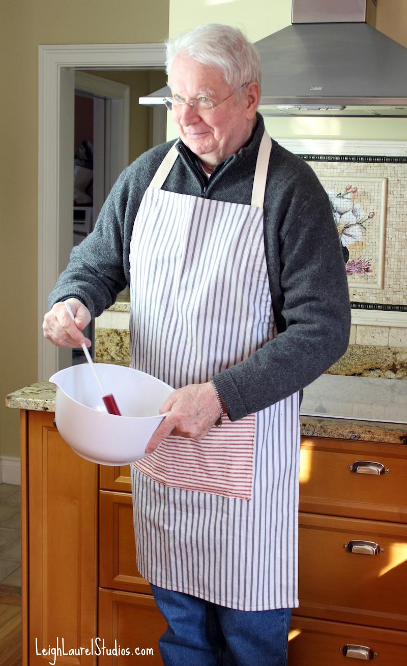 Purl bee apron 2 pm