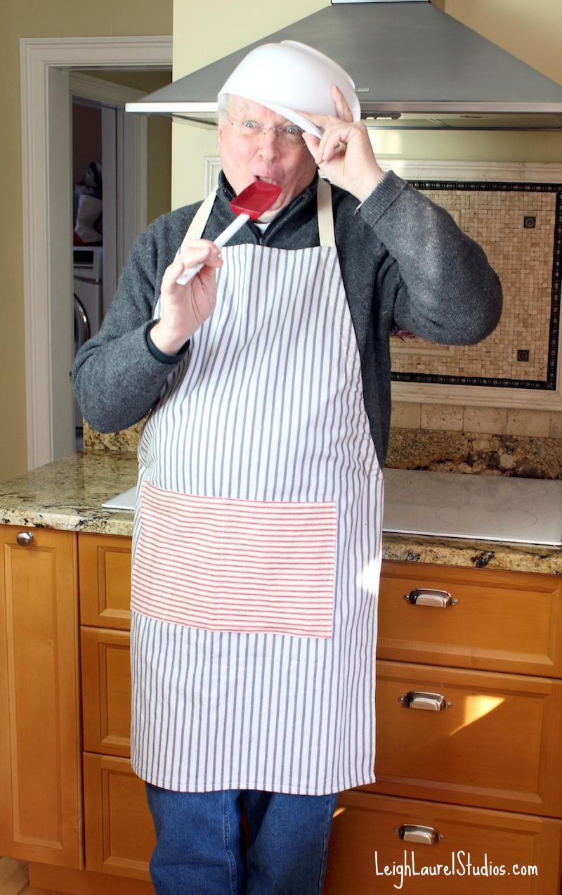 Purl bee apron 3 pm