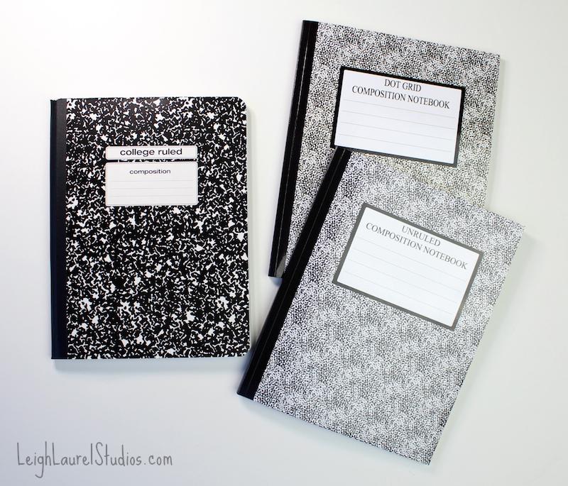 Blank books pm