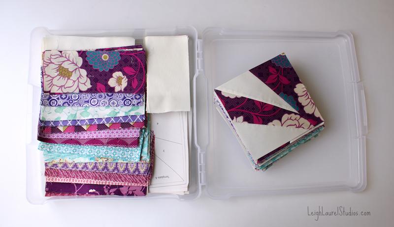 Scrapbook box pm
