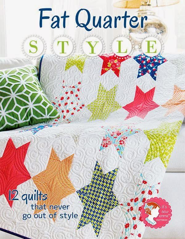 Winner Of The Fat Quarter Style Book Karin Jordan Studio