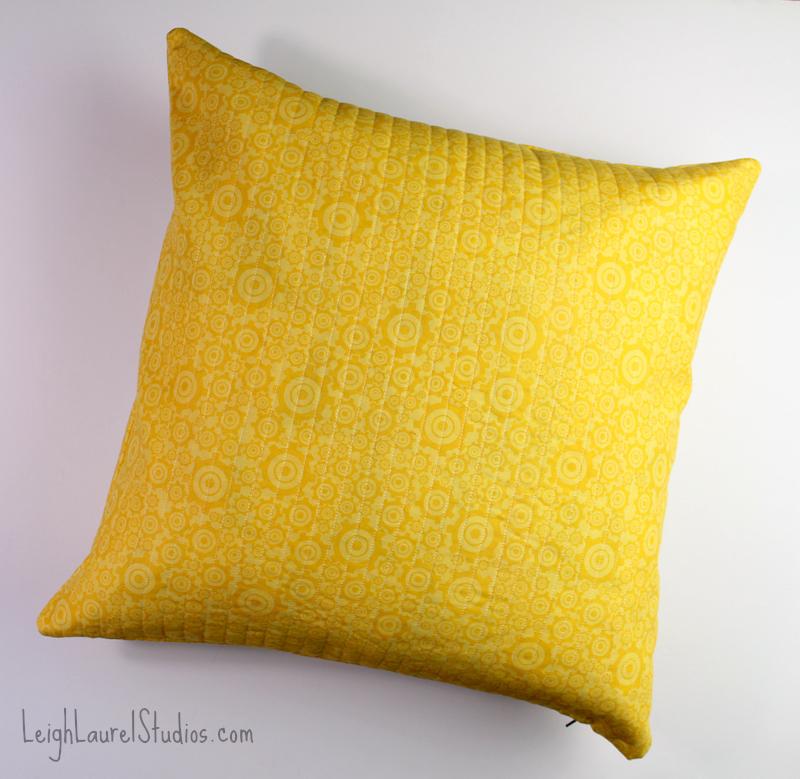Riley blake pillow back pm