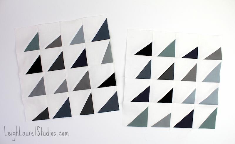 Triangles blocks 2 pm