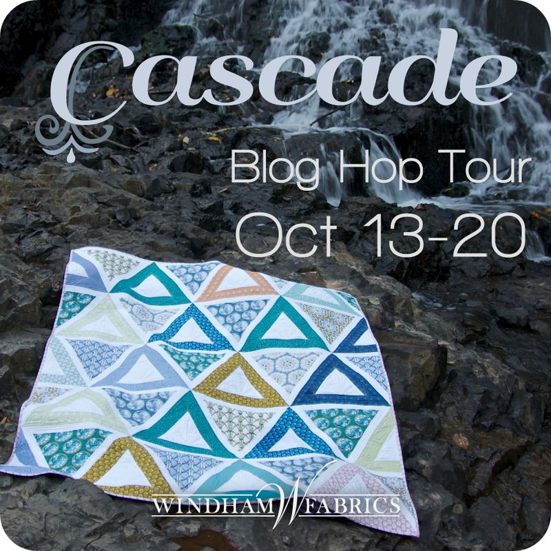 Cascade blog tour