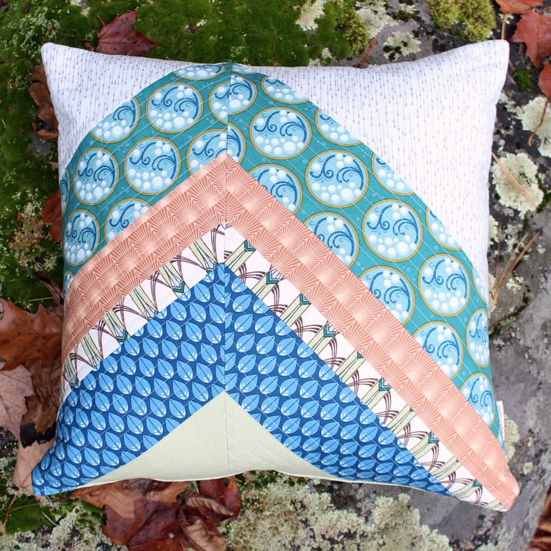 Cascade pillow -projects