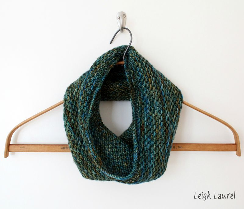 Honey cowl by karin jordan