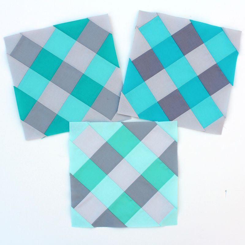 Cirrus plaid blocks