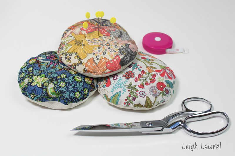 Liberty pattern weights tutorial by karin jordan