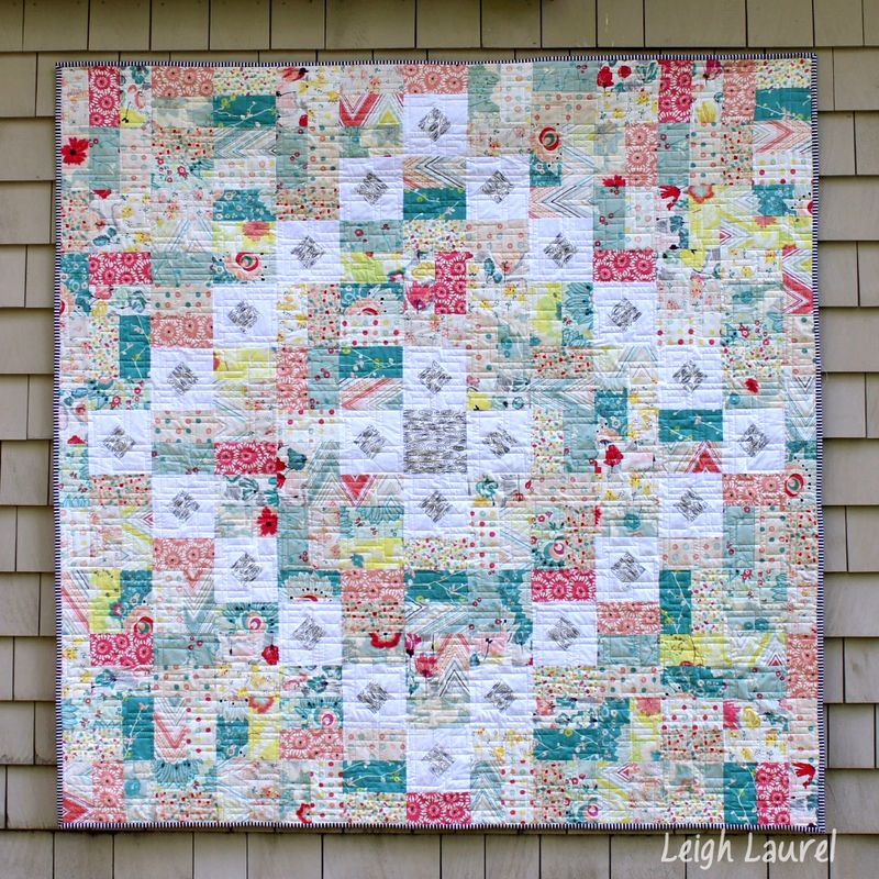 Rapture quilt - a sizzix tutorial by karin jordan