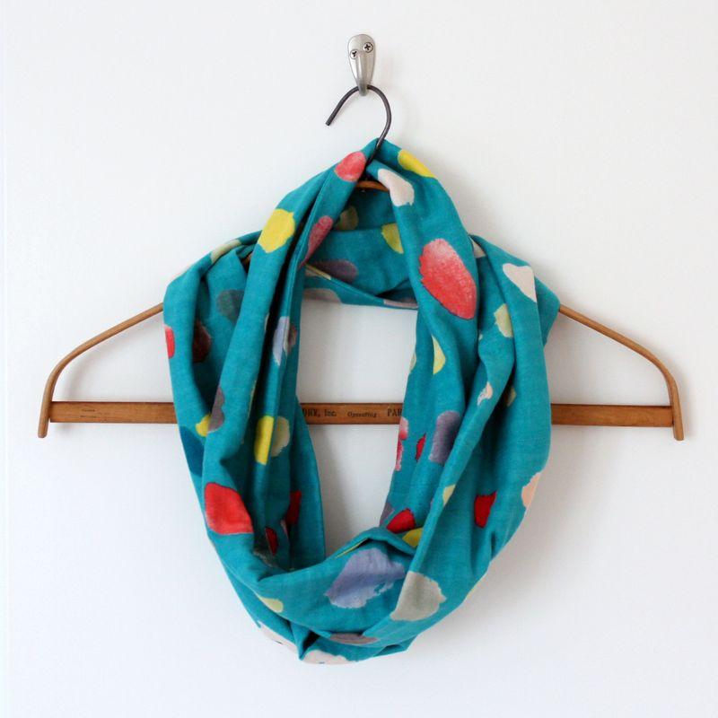 Nani iro circle scarf