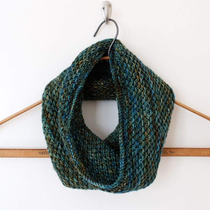 Honey cowl - projects
