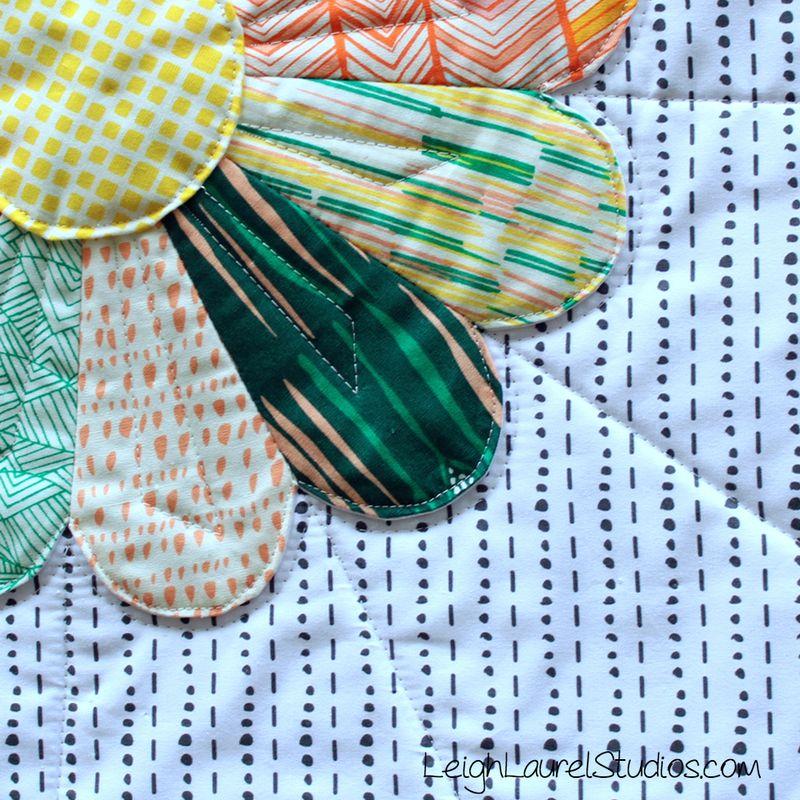 Dresden Mini - closeup - Karin Jordan - Leigh Laurel
