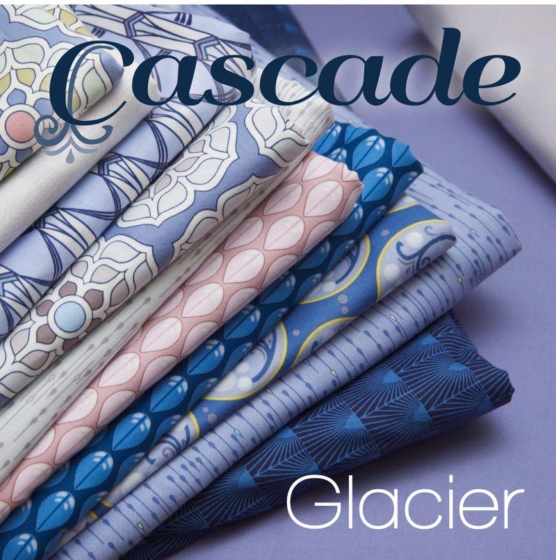 Cascade - glacier
