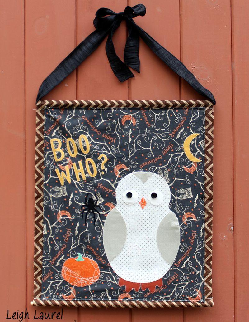 Halloween Banner by Karin Jordan - a Sizzix tutorial