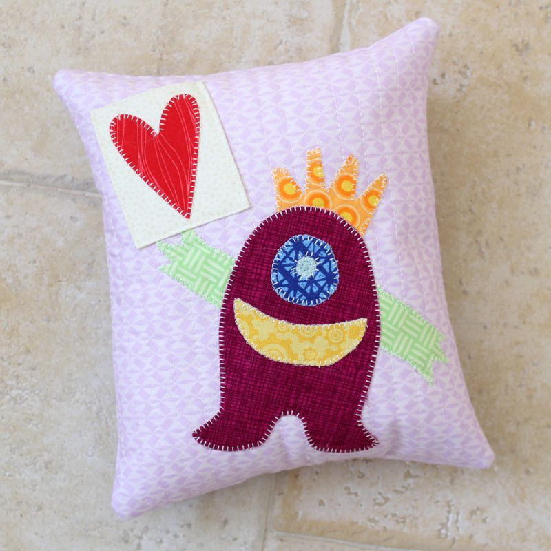 Tooth fairy pillow 1