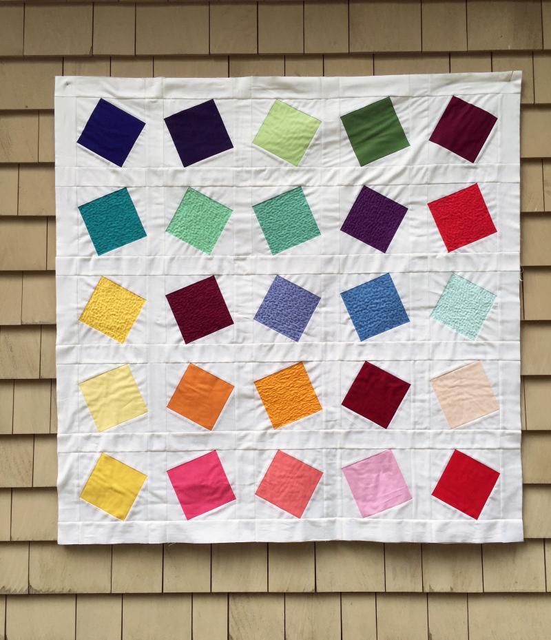 Confetti quilt 4