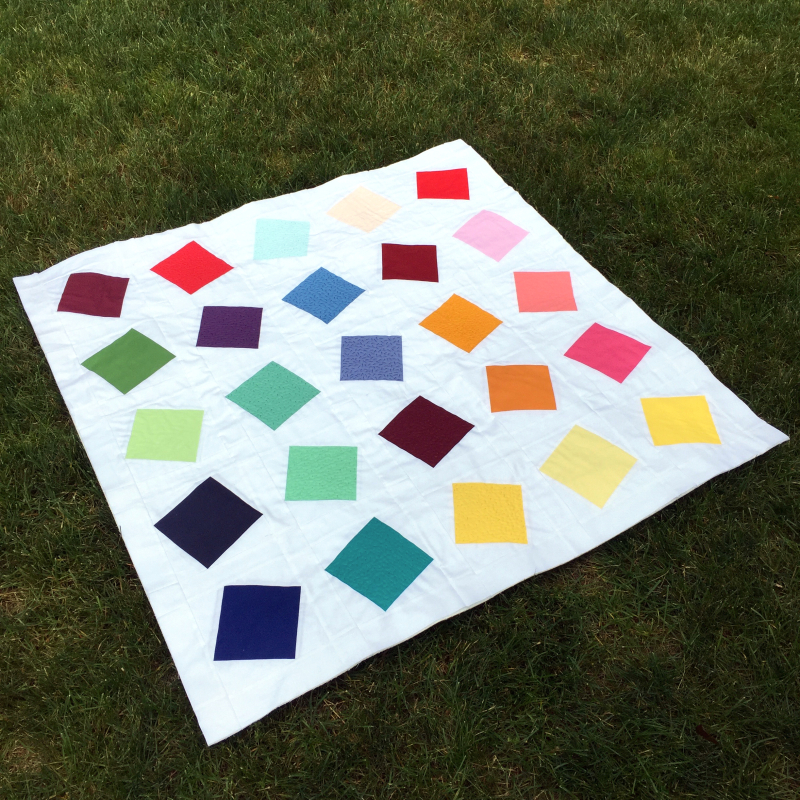 Confetti quilt 2